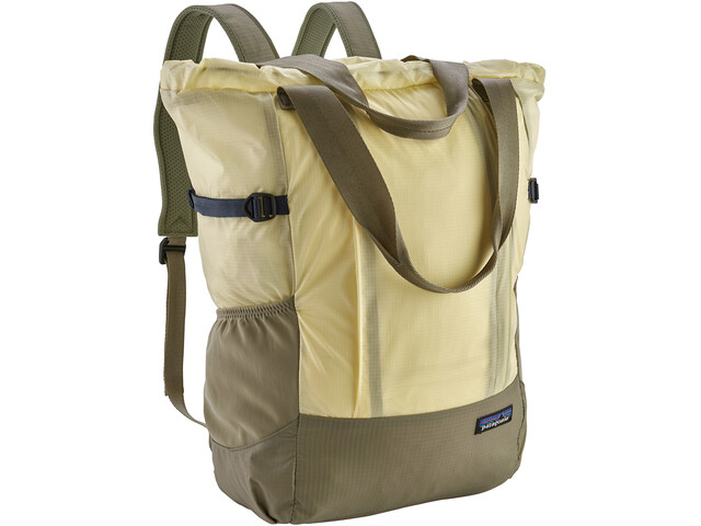 Patagonia Lightweight Travel Tote Pack, resin yellow